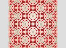 Red vintage wallpaper | Stock Vector | Colourbox Vintage Christmas Wrapping Paper