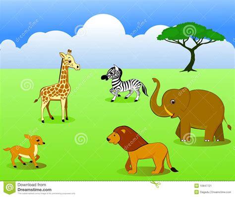 Architecture Business Cards safari africa stock image image 10847721