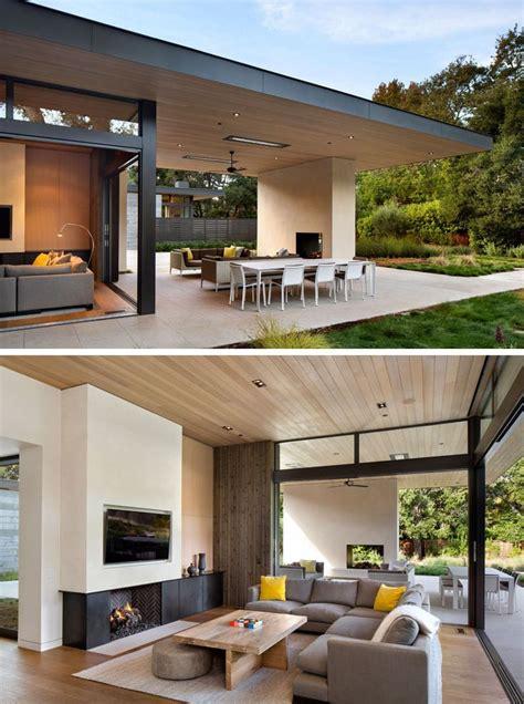 glass indoor outdoor door 25 best ideas about indoor outdoor living on