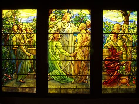 tiffany and co stained glass ls file christ and the apostles tiffany glass decorating