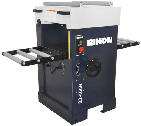 woodworking thickness planer rikon 16 inch helical thickness planer 23 400h
