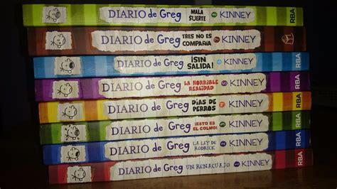 libro diario de greg 8 saga diario de greg 8 libros nuevos 1 432 00 en