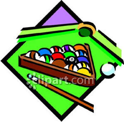 pool table clipart free clip pool billiards cliparts