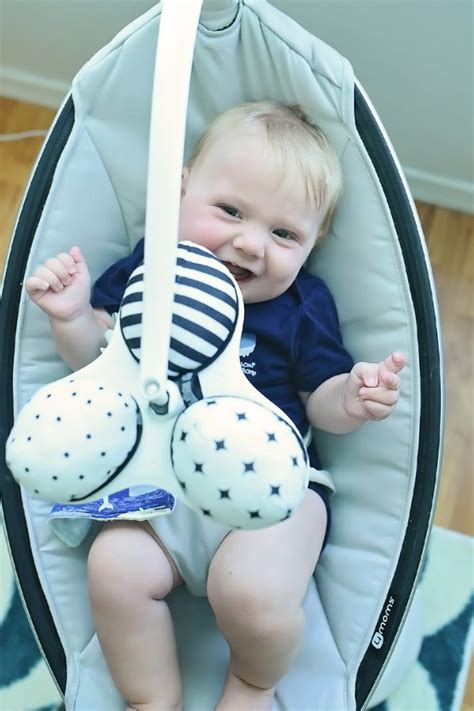 infant swing reviews mamaroo baby swing by 4moms review whimsy hope