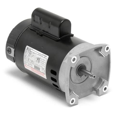 century pool and spa motor century a o smith b2848 56y square flange 1 hp