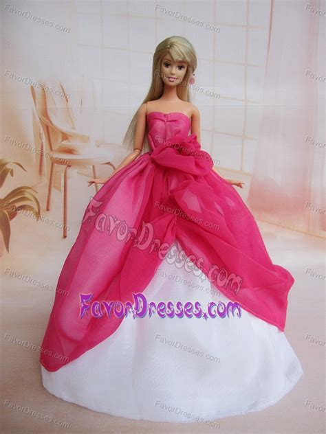 Pretty Doll Dress pretty gown dress for noble with pink and