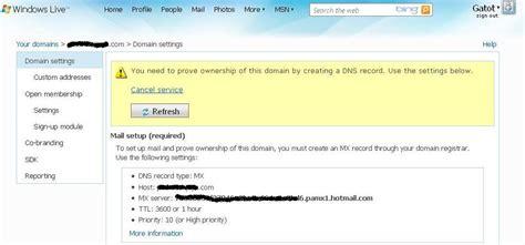 cara membuat webmail sendiri membuat email domain sendiri menggunakan layanan windows