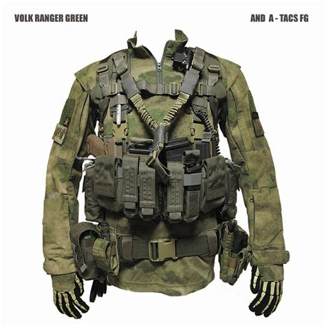 tactical harness tactical gear gears and pistols on