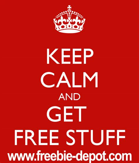 Gets Free Stuff by About Freebie Depot