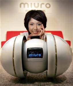 Miuro The Unpredictable Ipod Robot by Robot Turns Ipod Into Boom Box On Wheels Technology