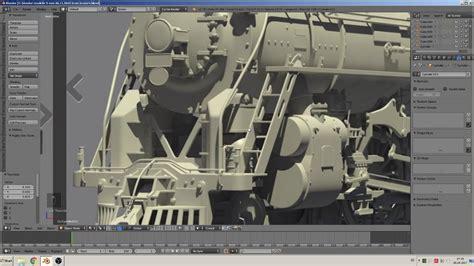 blender tutorial train blender tutorial build a train part16 youtube