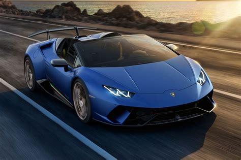 Preis Lamborghini Huracan by Lamborghini Huracan Spyder Performante 2018 Alle Daten