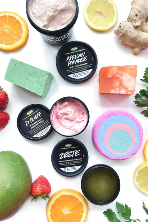 Lush Handmade Cosmetic - the great lush hoax selva beat