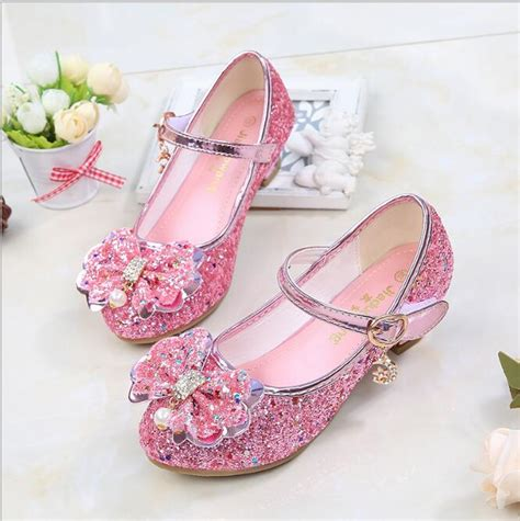autumn dress shoes fancy slippers for 3 12years wedding ballet
