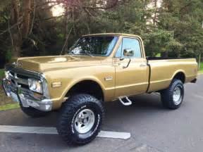 4x4 Truck Accessories Near Me 1970 Gmc 4x4 Mine Was A 68 Bed 4x4 And No Where