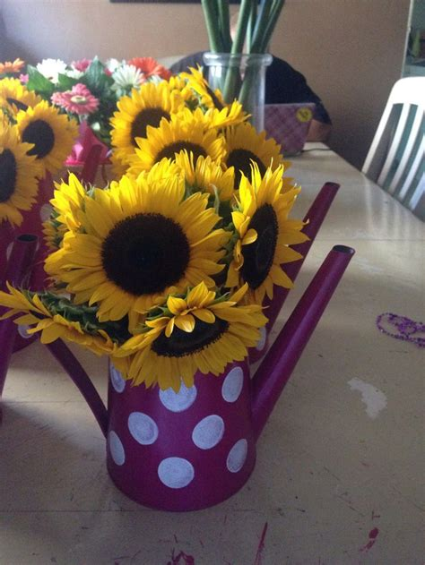 best 25 watering can centerpieces ideas on