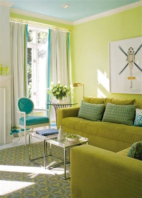 turquoise color scheme living room chartreuse and turquoise living room home is where the is p