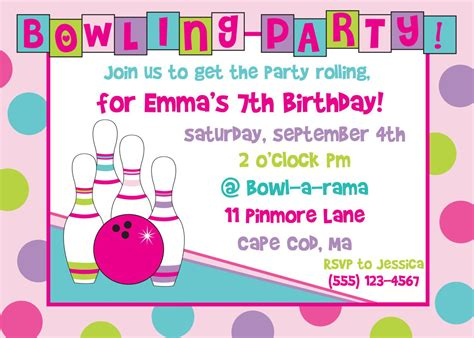 rainbow party invitations template birthday party
