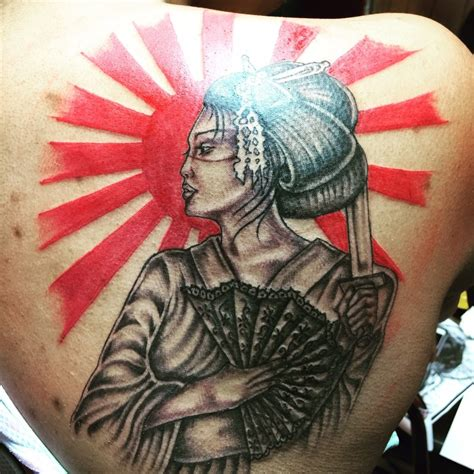 baltimore tattoo shops geisha done by from island city tattoos