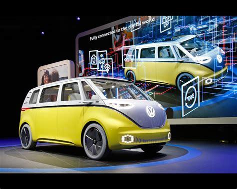 volkswagen concept 2017 volkswagen i d buzz electric concept 2017