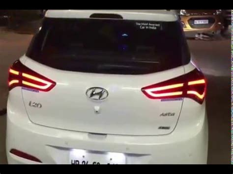 Elite Auto Lights by Elite I20 Active Audi Style Led Lights If U Want Then Call Us On 09711510017