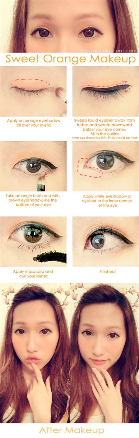 tutorial makeup ulzzang korean kawaii makeup on pinterest gyaru makeup gyaru and