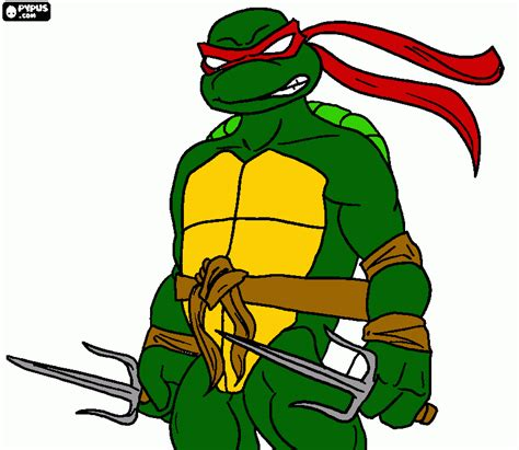 red ninja turtle coloring page free coloring book pages from our users