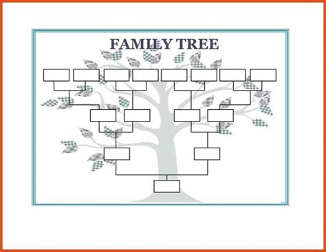 family tree information template where can you find a family tree template custom essay