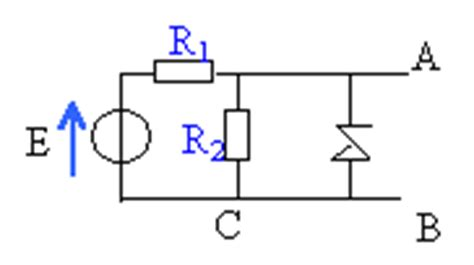 resistance diode passante diode منتديات التعليم نت