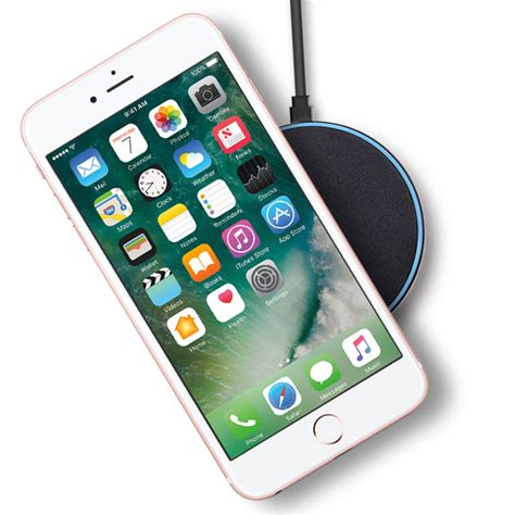 Charging Mat For Apple Products by Nillkin Magic Disk Wireless Charger Apple Iphone 7 Plus