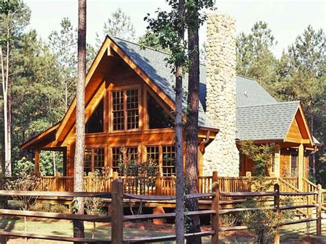 harmony a log home in