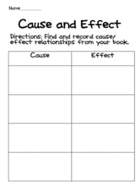 iteach 1 1 techie cause effect center ideas and a freebie