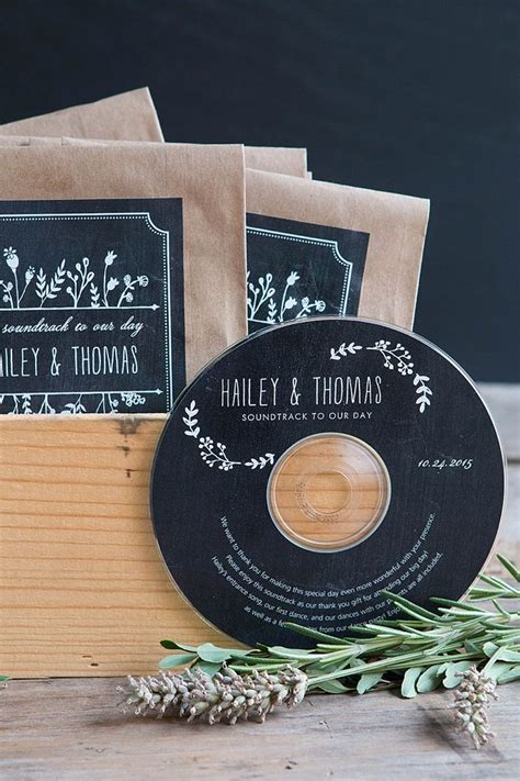 Wedding Planner Soundtrack by 25 Best Ideas About Cd Wedding Favors On