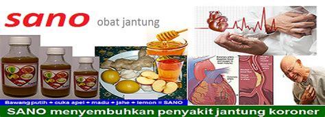 Obat Herbal Jantung Dan Maag khasiat herbal sano sano obat jantung