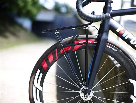 Fixed Gear Front Rack by Pelago Commuterfront Rack