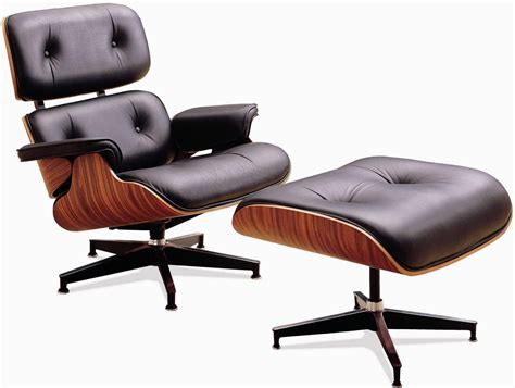 Lounge Chair 1956 Design Ideas 3d Eames Lounge Chair With Wood And Black Leather In Quintessential Modern Classic