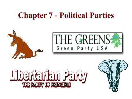 political parties chapter 12 american government o connor political parties chapter 12 american government o connor