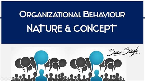 Bba Mba Definition by Organizational Behavior Ob Nature Concept Meaning
