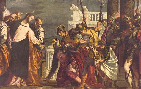 Küchenstudio In Der Nähe by And The Centurion Of Capernaum Paolo Veronese