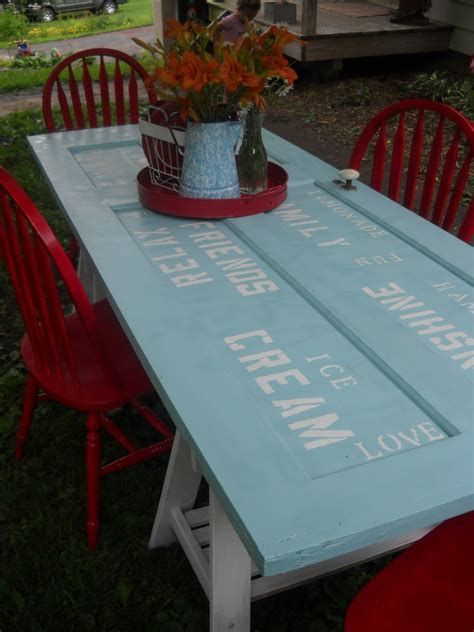 25 best ideas about old door tables on pinterest door tables door bar and old kitchen tables diy exterior door turned into a coffee table