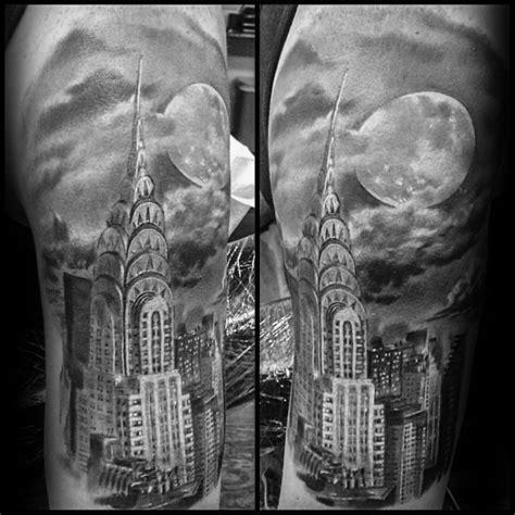 new york themed tattoo designs 60 new york skyline designs for big apple ink