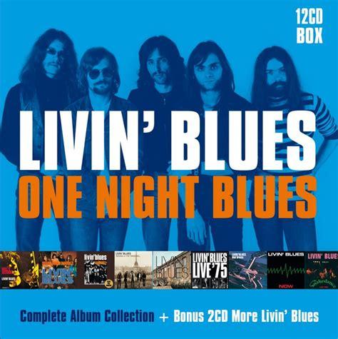 Cd Living Blues livin blues one blues complete album collection