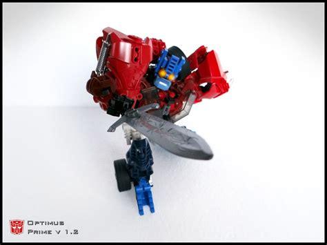 Brick Sy 951 Transformer Optimus Prime 2 In 1 Lego Figure Murah optimus prime lego sci fi eurobricks forums