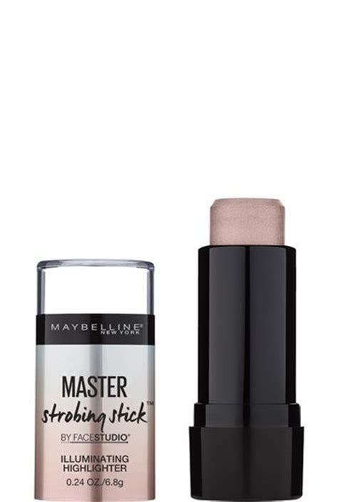 Revlon Highlighter Stick maybelline studio master strobing stick illuminating