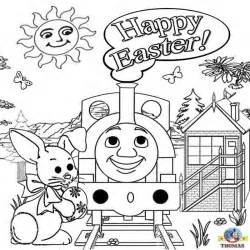 free printable easter worksheets thomas train coloring pages train thomas tank engine
