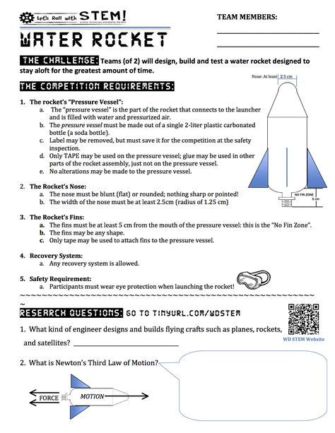 paper stomp rocket template paper stomp rocket template paper stomp rocket template
