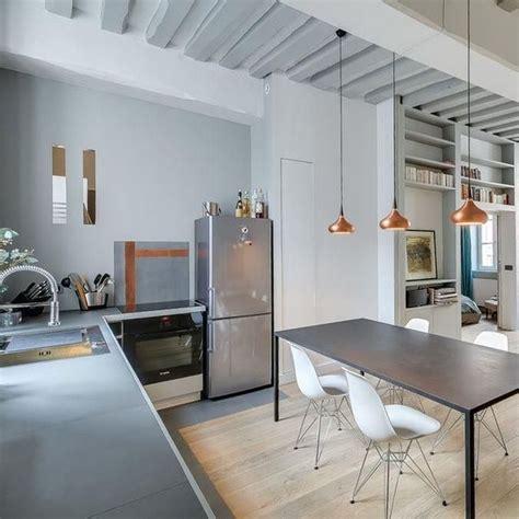 Le Cuisine Design by 35 Cuisines Ouvertes Fa 231 On Design C 244 T 233 Maison