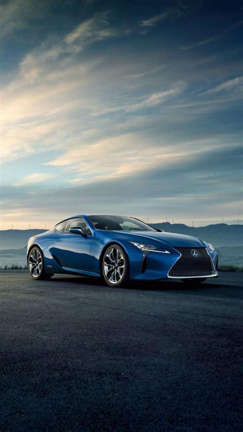 lexus sports car blue wallpaper lexus lc 500h eu spec geneva auto 2016