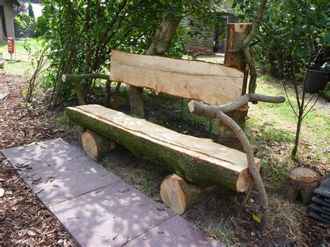 log bench press chainsaw d log bench simplelifetravels