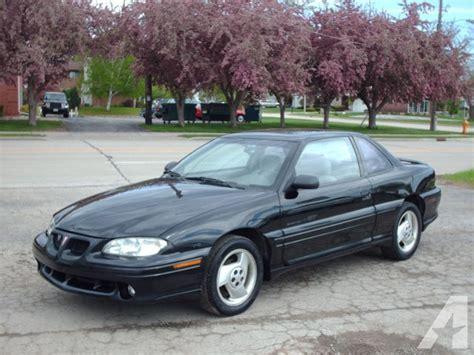 how cars run 1997 pontiac grand am navigation system 1997 pontiac grand am gt for sale in oshkosh wisconsin classified americanlisted com